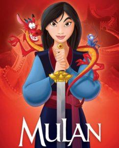 Mulan Movie Night @ Mireu