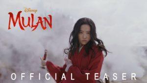 Opening of Mulan 2020 Movie - SWAT Demo @ Coral Ridge Mall